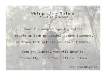 Whispering Voices