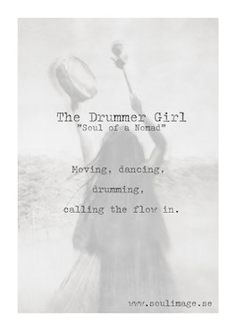 The Drummer Girl