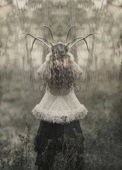 The Horned Goddess