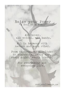 Raise Your Power
