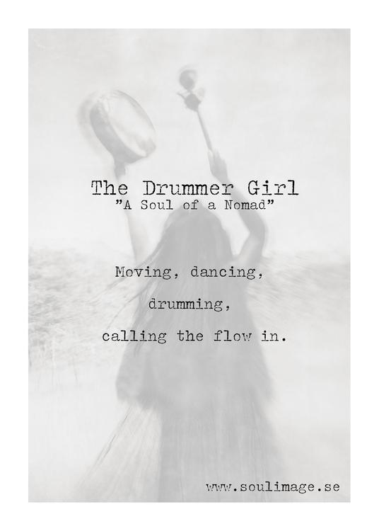 The Drummer Girl
