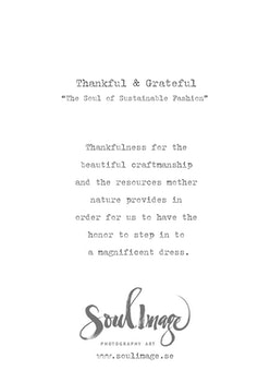 Thankful & Grateful - Card