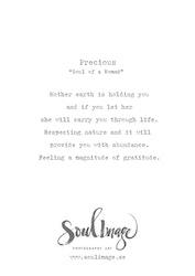 Precious - Card