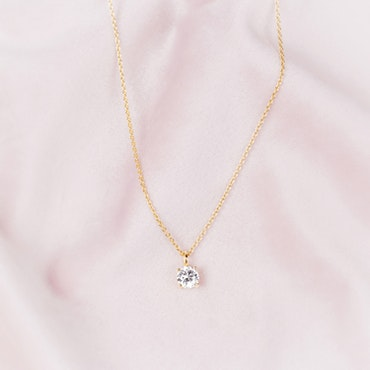 Adrienne Necklace Gold