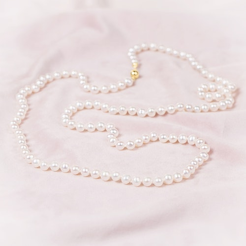 GABRIELLE PEARL NECKLACE 90