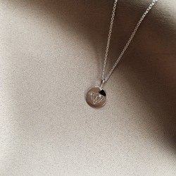 Misia Necklace Silver