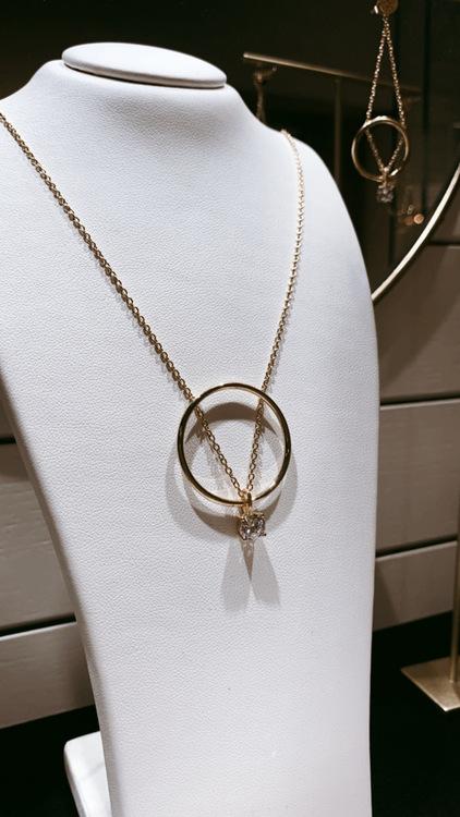 Le Ballon Necklace Gold