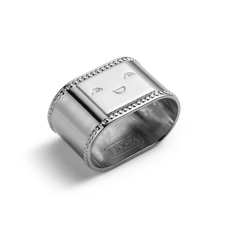 Servettring - Silver