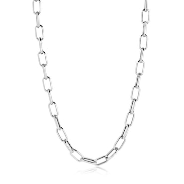 Capri Necklace Silver