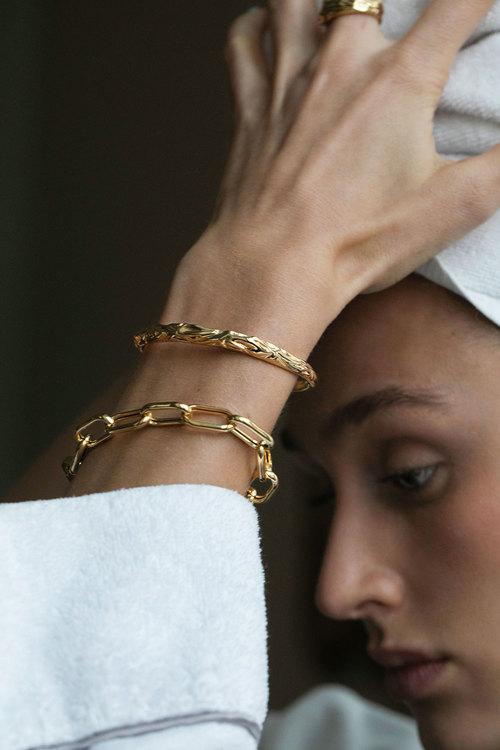 Capri Bracelet Gold