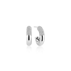 Cannara Piccolo Earrings Silver