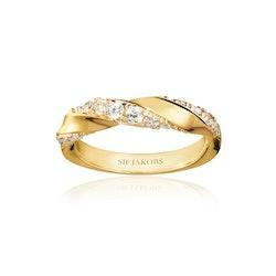Ferrara Ring Gold