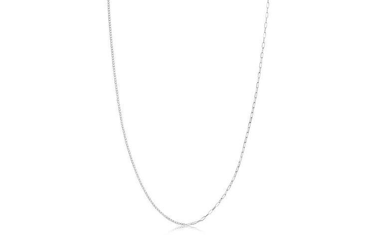 Ellera Necklace Silver