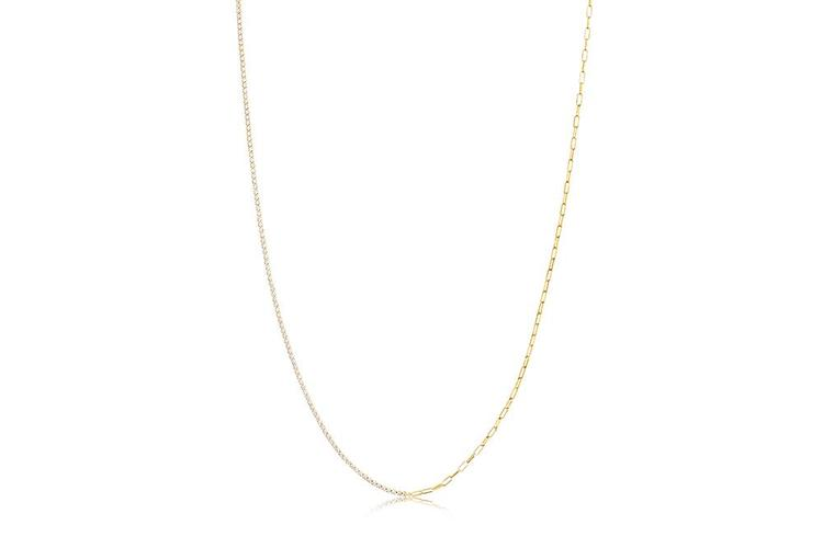 Ellera Necklace Gold