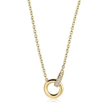 Itri Necklace Gold