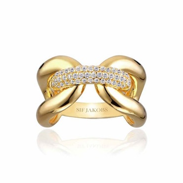 Capri Ring Gold