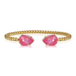 Mini Drop Bracelet/ Lotus Pink