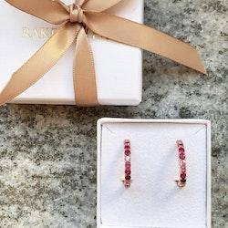 Pink in Paris Earrings