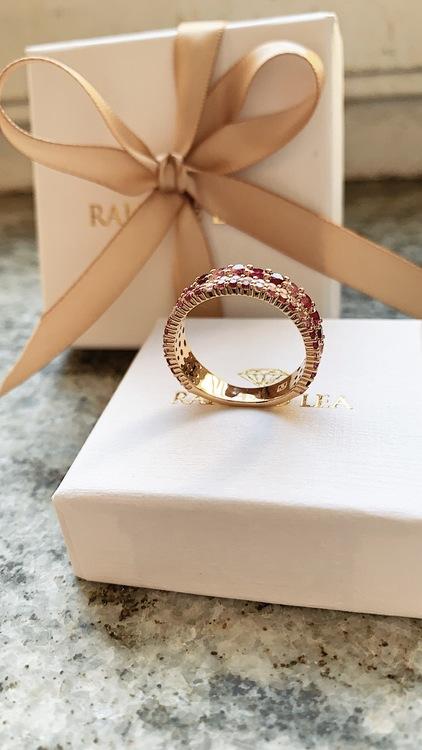 Pink in Paris Ring