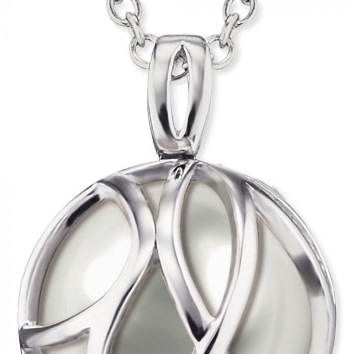 Halsband Paradise silver