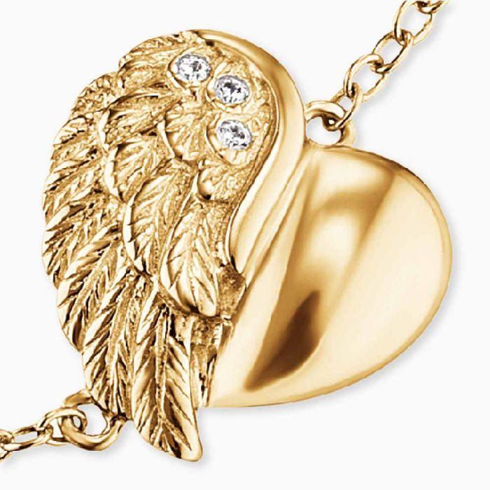 Armband Heartwing guld