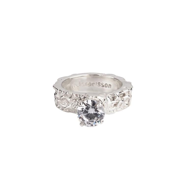 Princess Ring Silver