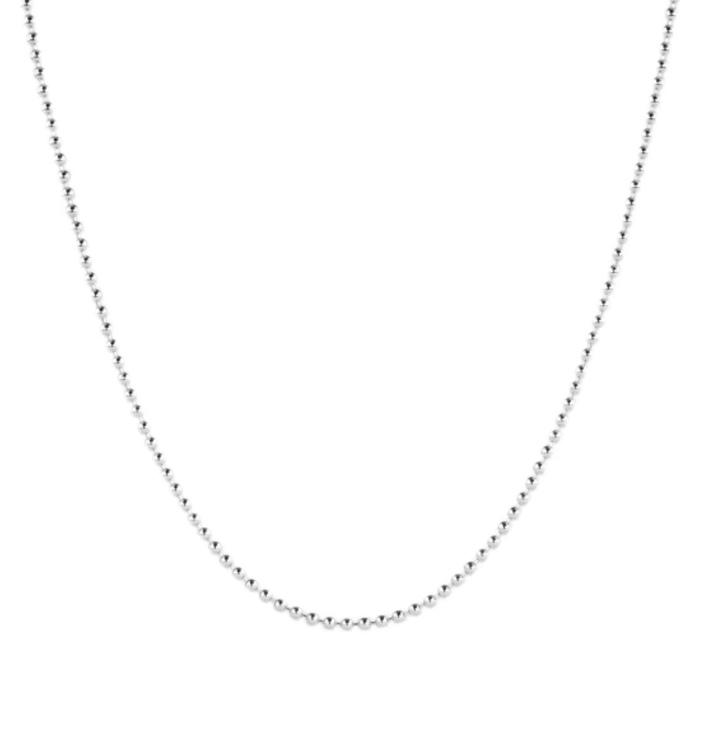 Globe Chain Silver