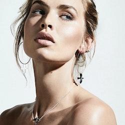 Silver Dove Necklace