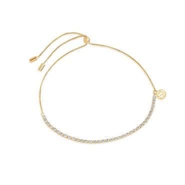 Ellera Tennis Bracelet Gold