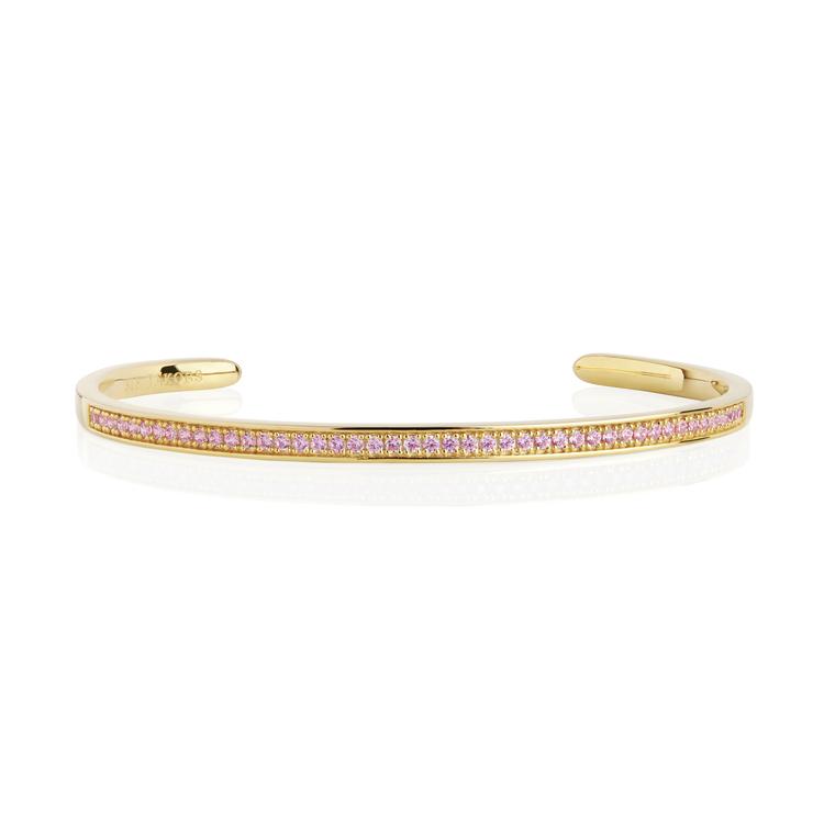 Valiano Bangle Pink/Gold