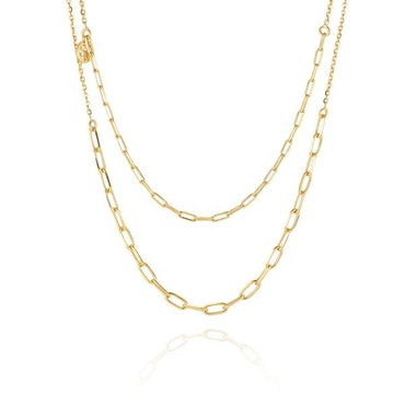 Chain Due Gold