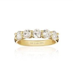 Belluno Uno Ring Gold