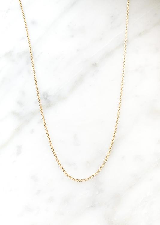 Signature Chain gold