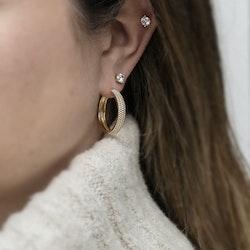 Adrienne Earrings Silver