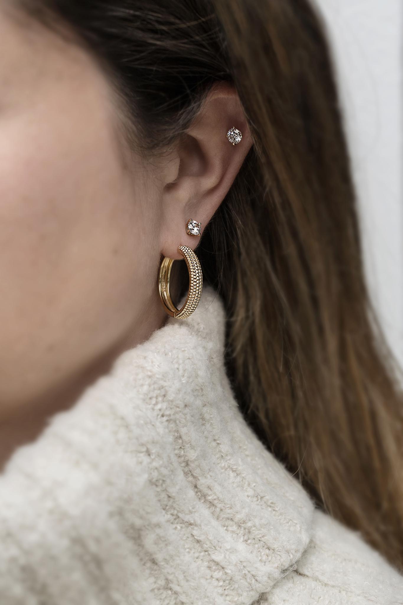 Adrienne Earrings Gold