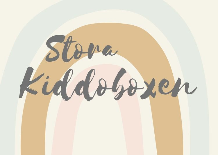 Stora Kiddoboxen