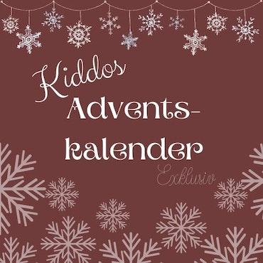 Kiddos Paketkalender Exklusiv