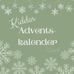 Kiddos Paketkalender Klassisk