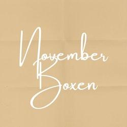 November Boxen