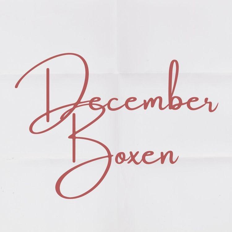 Decemberboxen