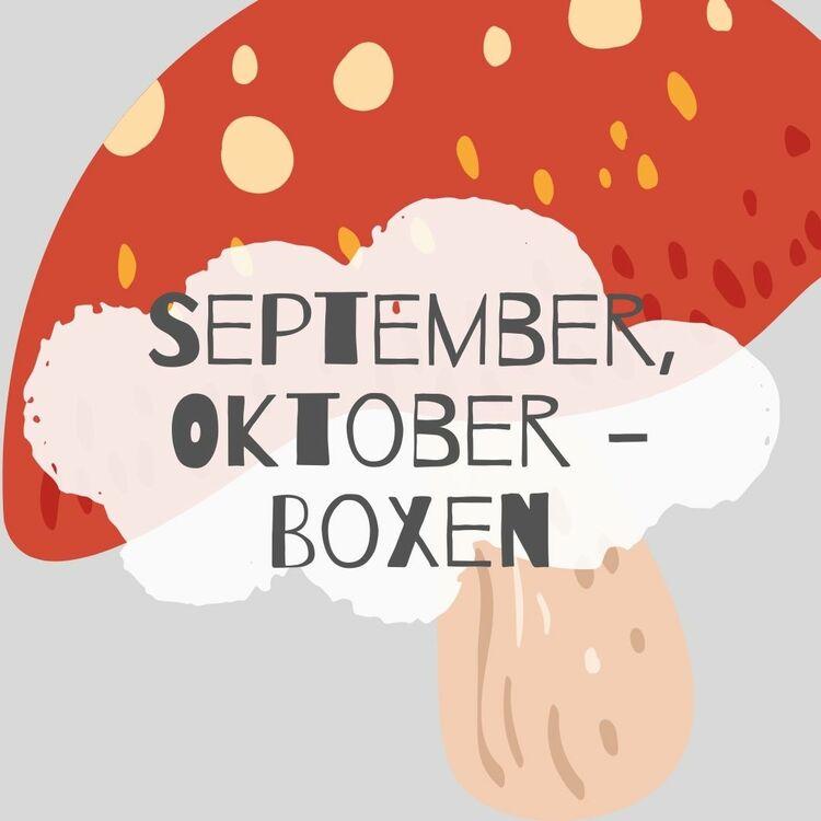September/Oktober - boxen