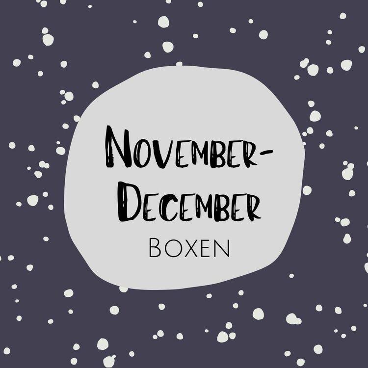 November/December Boxen