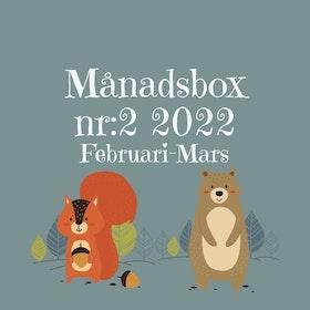 Månadsbox nr:2 2022