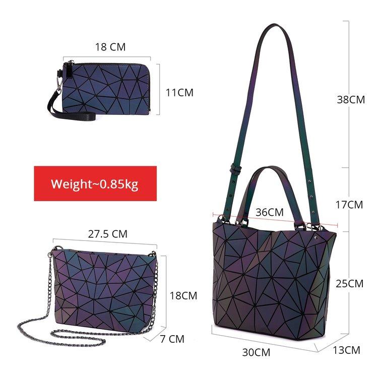 LOVEVOOK Luminous Bag Set