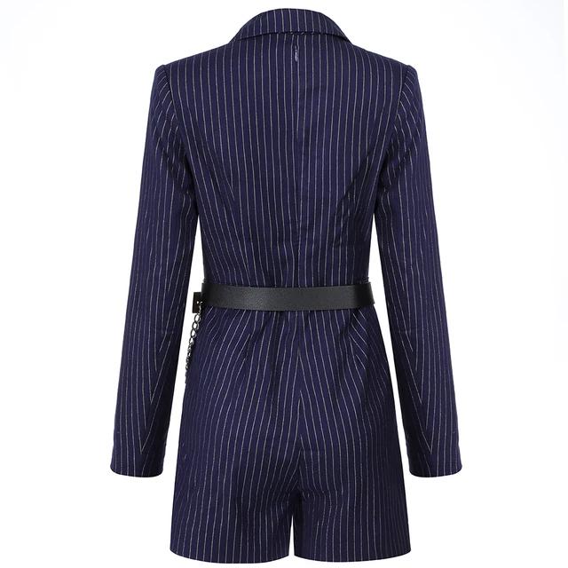 Lovisa Blue gold jumpsuit
