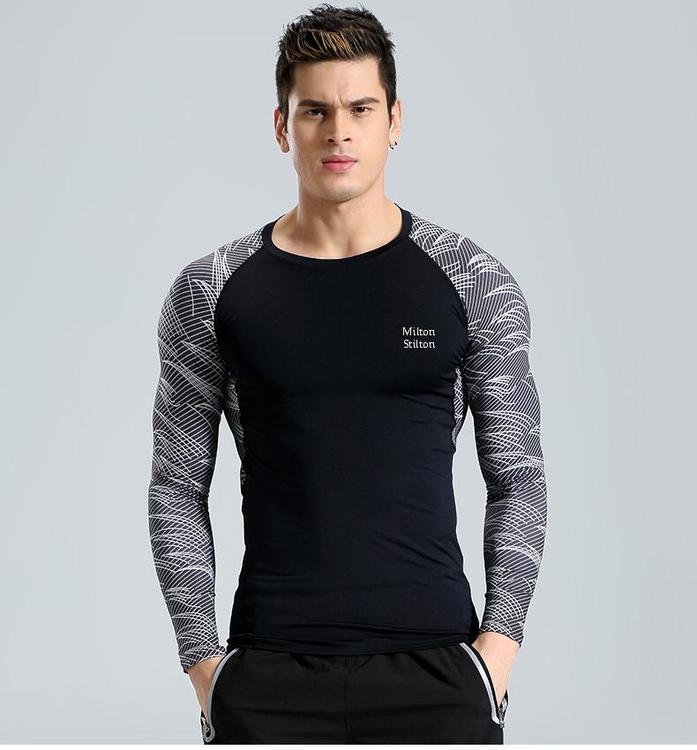 Andy long sleeveT hirt