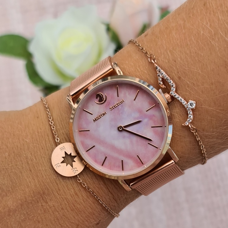 Lauren rosé pearl edition