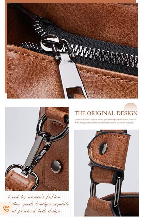 Milton Stilton vintage bag