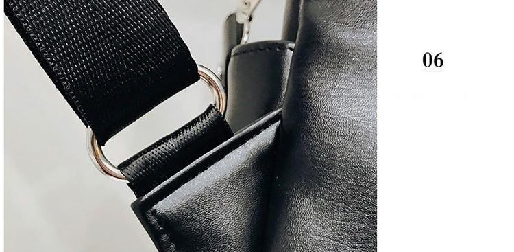 Milton Stilton bagpack