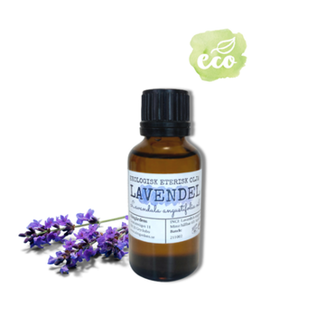 PROV Eterisk olja Lavendel EKO 7 ml